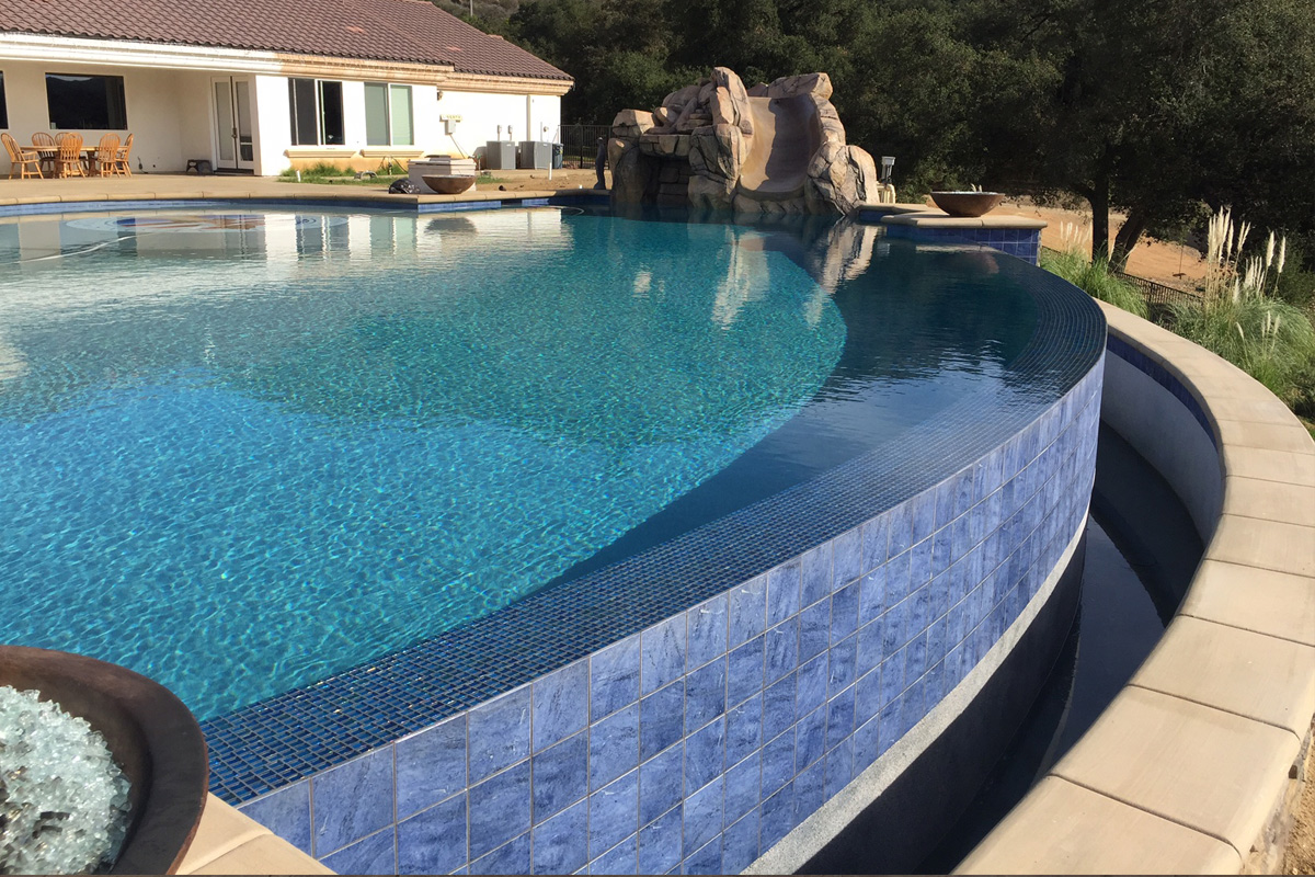 Infinity Pools And Spas Sunset Outdoor Creations