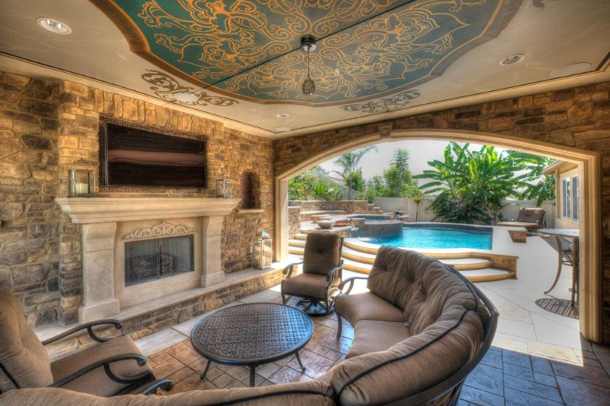 California Rooms – Sunset Outdoor Creations
